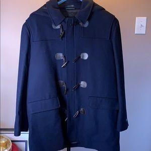 NWT Ralph Lauren Toggle Coat. Size XL/46 Reg